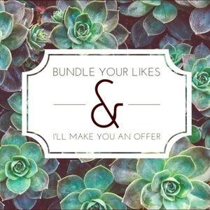 The best deals come in bundles!!